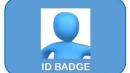 Student ID Badge